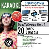 ASK-102 Karaoke: The 60's Greatest Hits with Karaoke Edge, Aretha Franklin, Steppenwolf, The Troggs, The Beach Boys