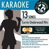 ASK-1548 Country Karaoke V2; Carrie Underwood (Bonus Track) I'll Stand By You