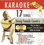 ASK-1552 Country Karaoke: Young Female Country, Vol. 1; Carrie Underwood, Kellie Pickler & T...