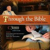 Through the Bible With Pastor Chuck Smith C3000 Edition -- MP3 Audio Files on DVD Discs