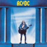 AC/DC WHO MADE WHO CD BRAND NEW