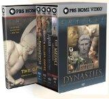 Empires Collection - The Dynasties (Egypt's Golden Empire / The Medici: Godfathers of the Re...