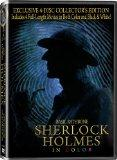 Sherlock Holmes 4 pack: Prelude to Murder, Secret Weapon, Terror by Night, & Woman in Green ...