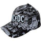Bioworld Merchandising - AC/DC casquette baseball Records