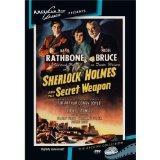 Sherlock Holmes: Secret Weapon