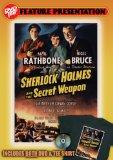 Sherlock Holmes and the Secret Weapon DVDTee (Size XL)