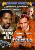 License to Kill/The Formula (2 DVD)