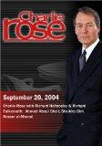 Charlie Rose with Richard Holbrooke & Richard Falkenrath;  Ahmed Aboul Gheit; Sheikha Bint N...
