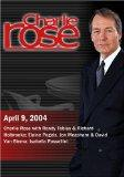 Charlie Rose with Randy Tobias & Richard Holbrooke; Elaine Pagels, Jon Meacham & David Van B...