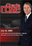 Charlie Rose with Richard Holbrooke; Zbigniew Brzezinski, Leslie Gelb & Richard Haass (July ...