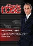Charlie Rose with Joe Torre & Michael Milken; Sigourney Weaver; Madeline Kahn (December 6, 1...