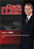 Charlie Rose with Judy Woodruff & Mitt Romney; Paul Nurse, Dr. Robert Basner, & Dr. Charles ...
