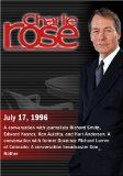 Charlie Rose with Richard Smith, Edward Kosner, Ken Auletta, and Kurt Andersen; Richard Lamm...