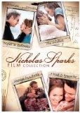 Nicholas Sparks Film Collection (Nights in Rodanthe / The Notebook / Message in a Bottle / A...
