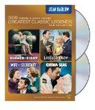 TCM Greatest Classic Film Collection: Legends - Jean Harlow (Dinner at Eight / Libeled Lady ...