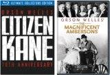 Citizen Kane (Amazon Exclusive 70th Anniversary Ultimate Collector's Edition + The Magnifice...