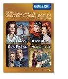 TCM Greatest Classic Legends: Lauren Bacall (Key Largo / Blood Alley / Dark Passage / Design...