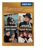 TCM Greatest Classic Legends: Spencer Tracy (Captains Courageous / Bad Day at Black Rock / B...
