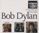 Bob Dylan - Bringing It All Back Home / Highway 61 Revisited / Blo - CD 3cd boxed set.