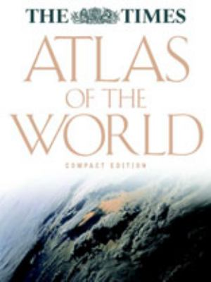 """Times"" Atlas of the World - HarperCollins UK Staff - Hardcover"