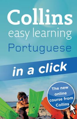 Portuguese in a Click (Collins Easy Learning) (Portuguese and English Edition)