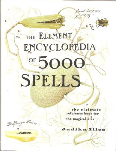 The Element Encyclopedia of 5000 SPELLS.