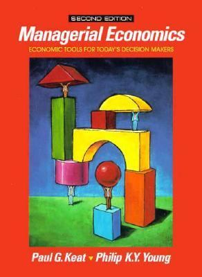 Managerial Economics:economic Tools...