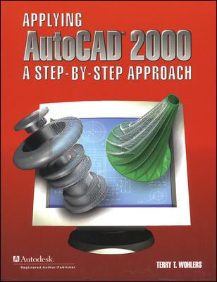 Applying Autocad A Step-By-Step Approach