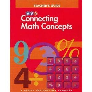 SRA Connecting Math Concepts Teacher's Guide Level A