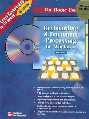 Keyboarding & Document Processing for Windows For Use With MS Word 97