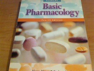 Glencoe Basic Pharmacology