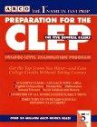 Preparation for the Clep: College-Level Examination Program : The 5 General Examinations (Peterson's Master the CLEP)