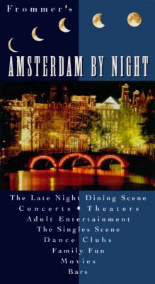 Frommer's Amsterdam by Night '96 - Frommer's - Hardcover