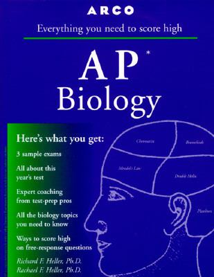 Arco Everything You Need to Score High on Ap in Biology