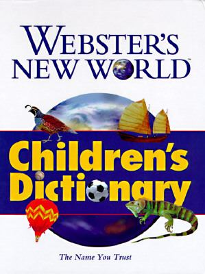 Webster's New World Children's Dictionary: Update - Webster's - Hardcover