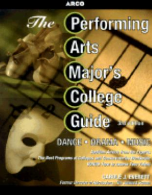 Arco the Performing Arts Major's College Guide
