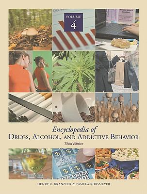 Encyclopedia of Drugs And Alcohol