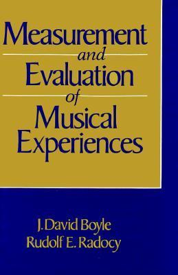 Measurement+evaluation of Music.exper.