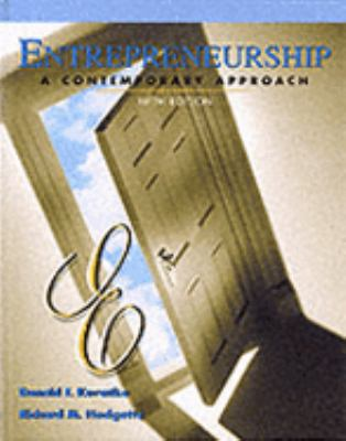 Entrepreneurship A Contemporary Approach