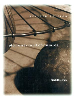 Managerial Economics (Hardcover, 1999)