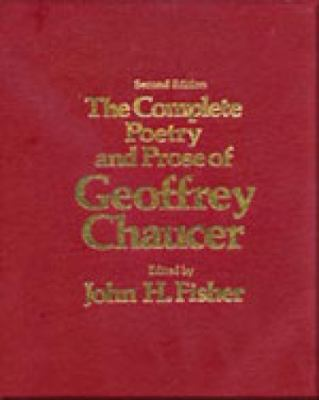 Complete Poetry and Prose of Geoffrey Chaucer