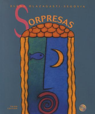 Sorpresas (with Audio CD)