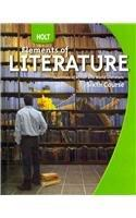 Elements of Literature; Essentials of British and World Literature, sixth course, 2009