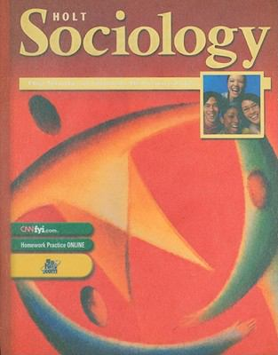 Sociology The Study of Human Relations 2003