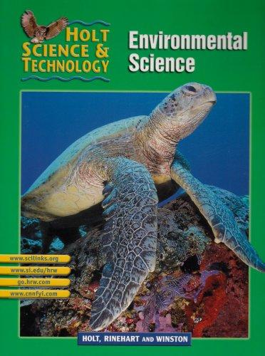 Holt Science and Technology Environmental Science: Short Course E