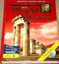 Annotated Teacher's Edition (World History: The Human Journey)