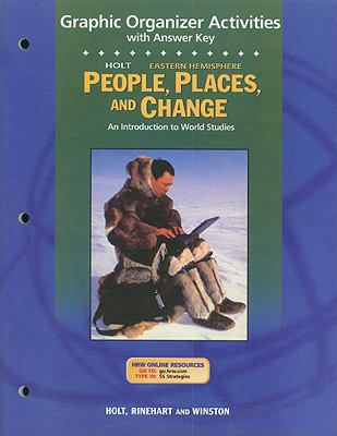 People, Places and Change: The East: Graphic Organizer Activities