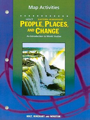 People, Places and Change: The East: Map Activities