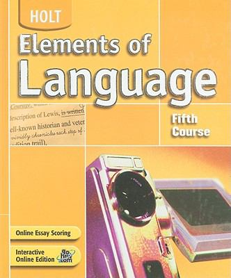 Elements of Language Fifth Course