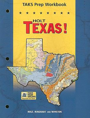 Holt Preparation Workbook: Texas Edition